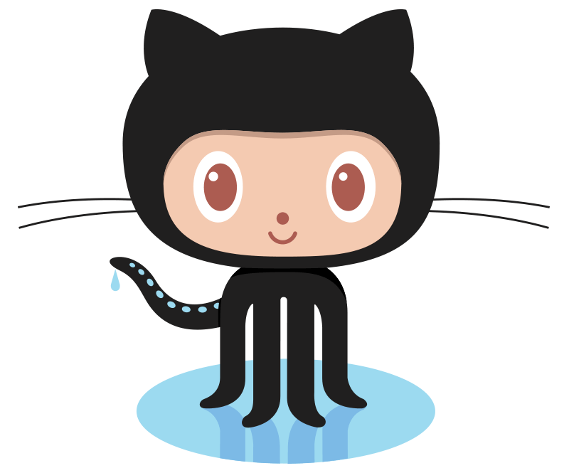 GitHub Mascot, the Octocat named Mona