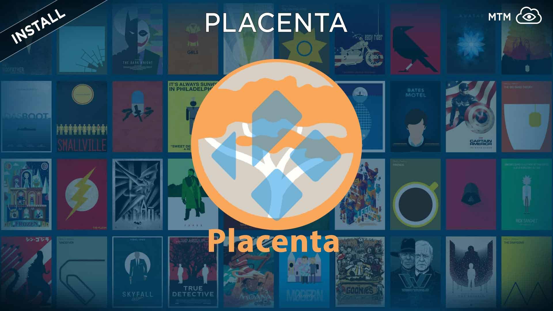 Placenta Kodi Addon (Covenant Alternative) New 2019 Working Repo
