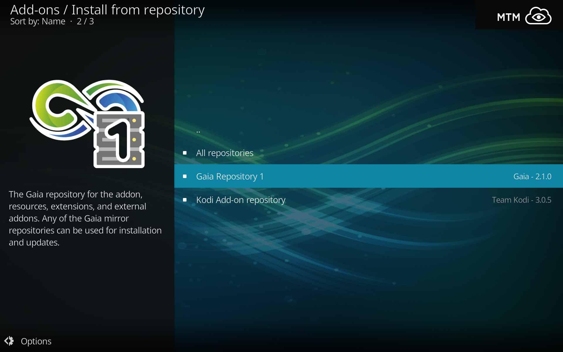 Install GAIA Kodi Torrent Video Streaming Addon [WORKS GREAT!]