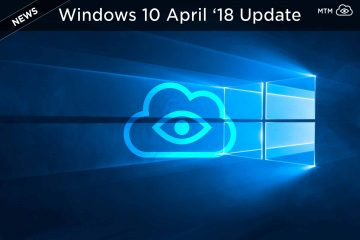 Microsoft Windows 10 April 2018 Update Rollout Today