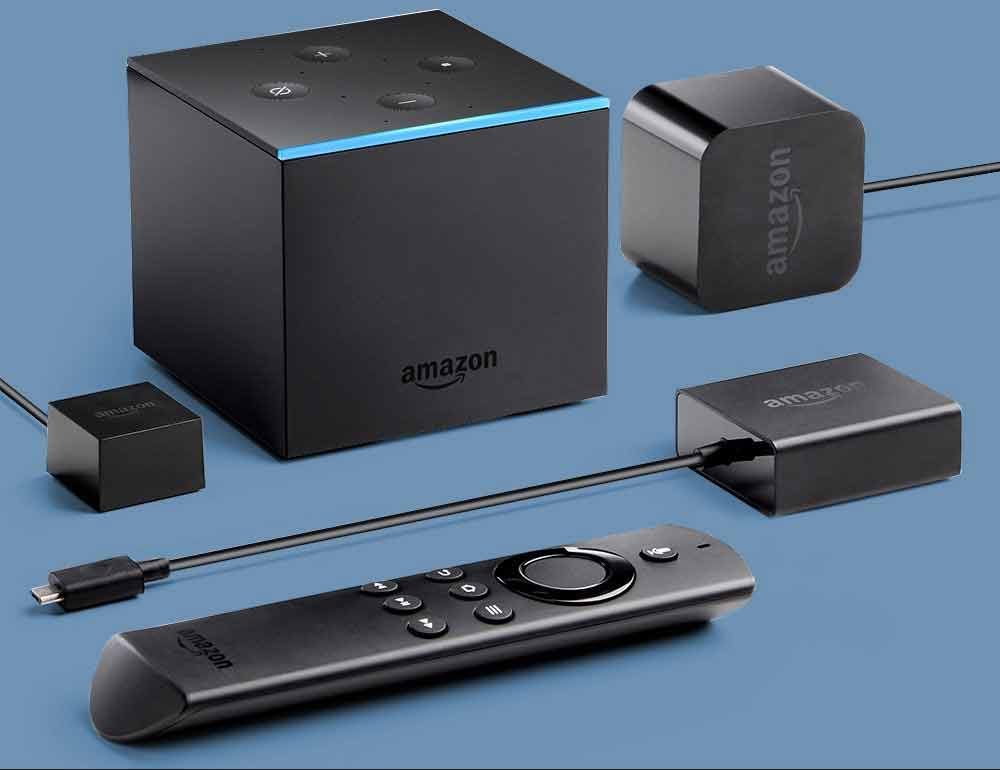 fire tv cube sale
