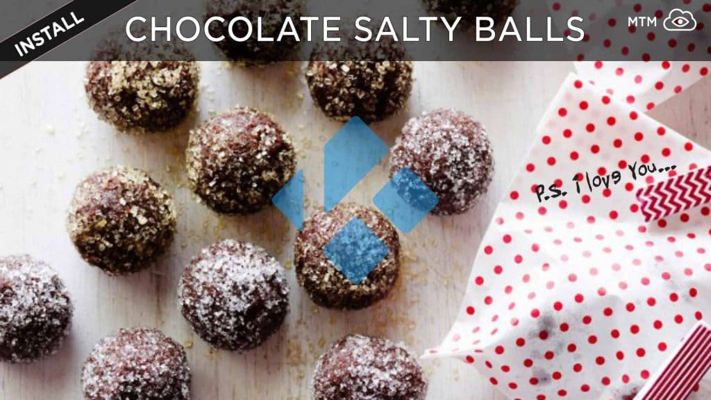 Chocolate Salty Balls by Team Deez Nutz Installation Guide for Mr Blamo Repo Header Image
