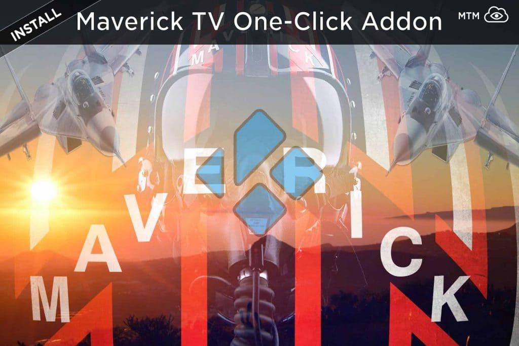 How to Install Maverick TV Kodi Addon header image