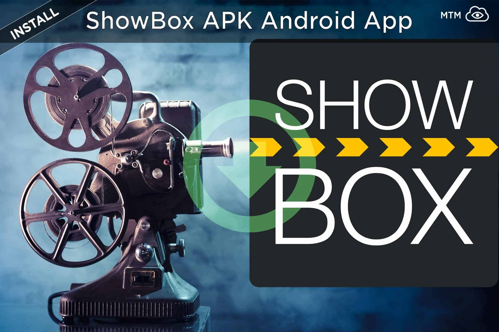 get showbox app for android