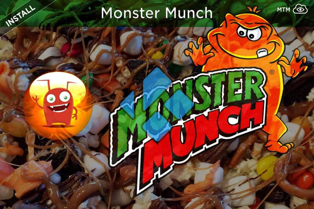 How to Install Monster Munch Kodi Click-Once Addon header image