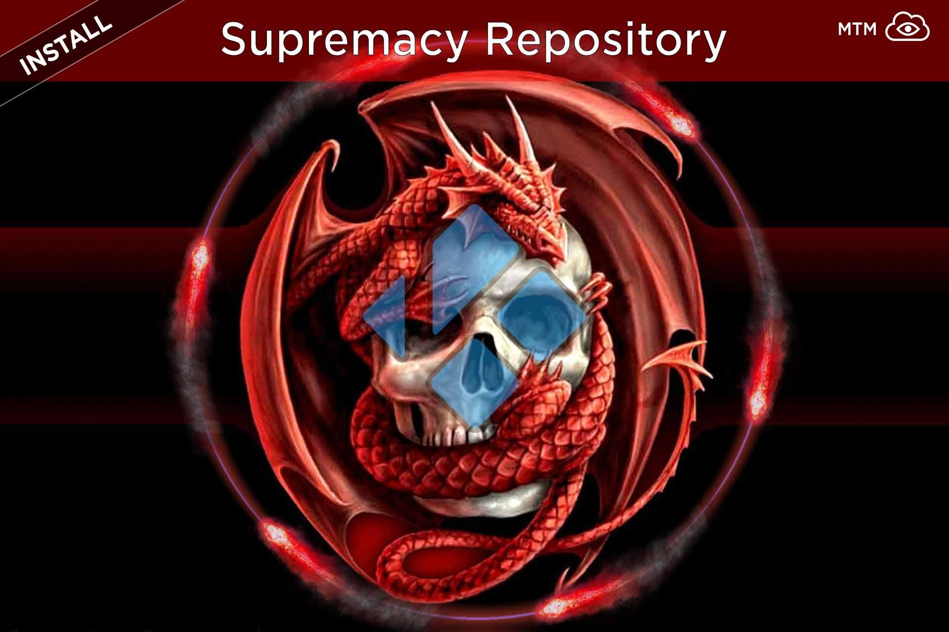 How to Install Supremacy Repo Kodi Repository 2018 | MTM
