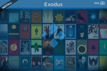 How to Download and Install Kodi Exodus Movies Addon header image