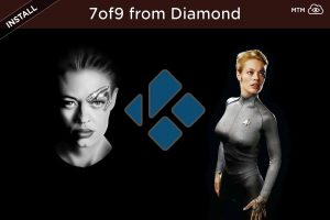 Install 7of9 Kodi Addon from Diamond Wizard Repo [+Password]
