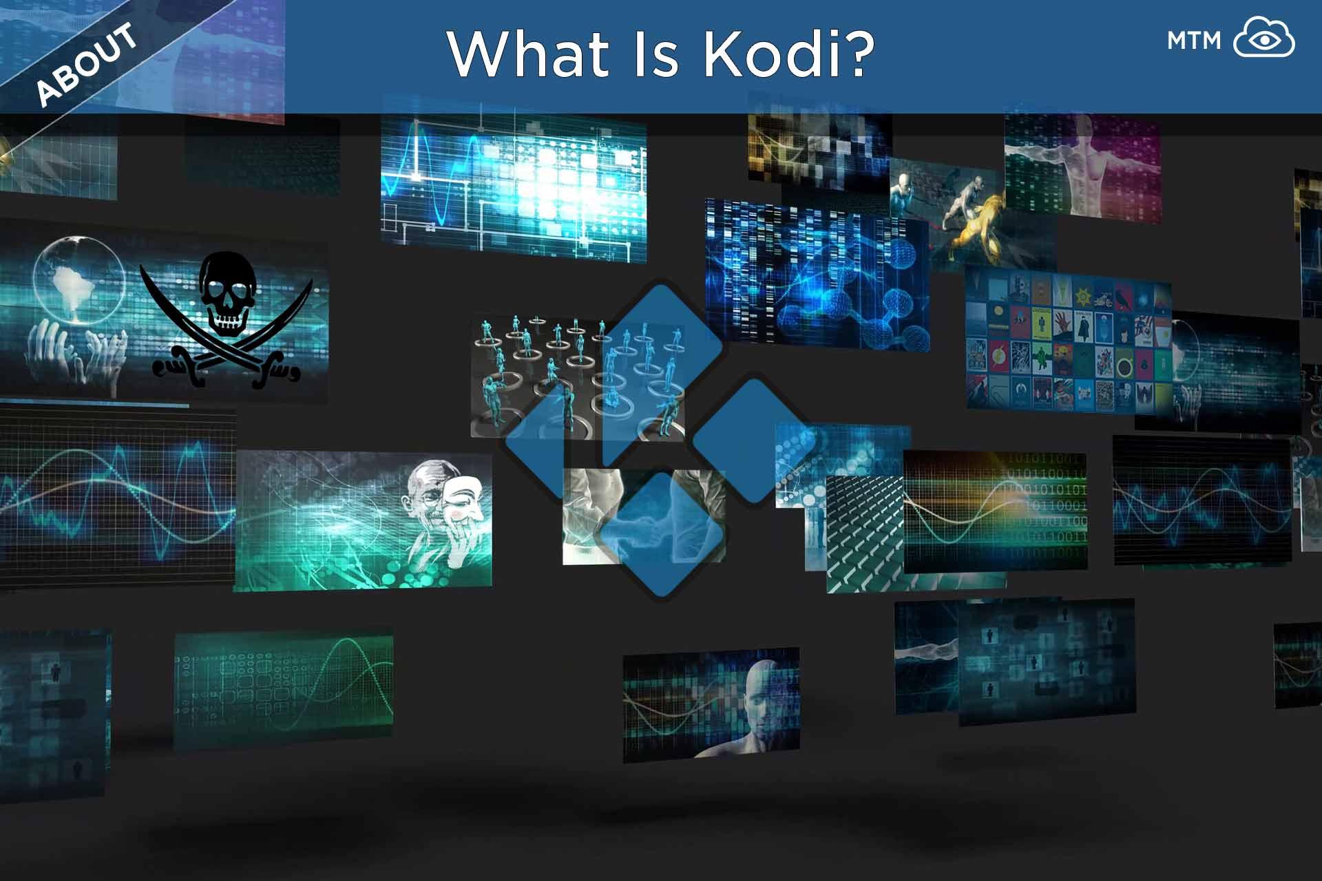 What is Kodi? Legal Streaming? Basic Kodi Cord Cutting 101 | MTM