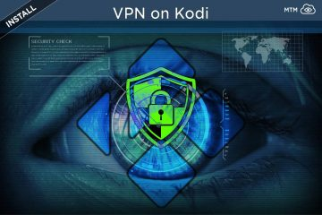 Why and How to Install VPN on Kodi header image