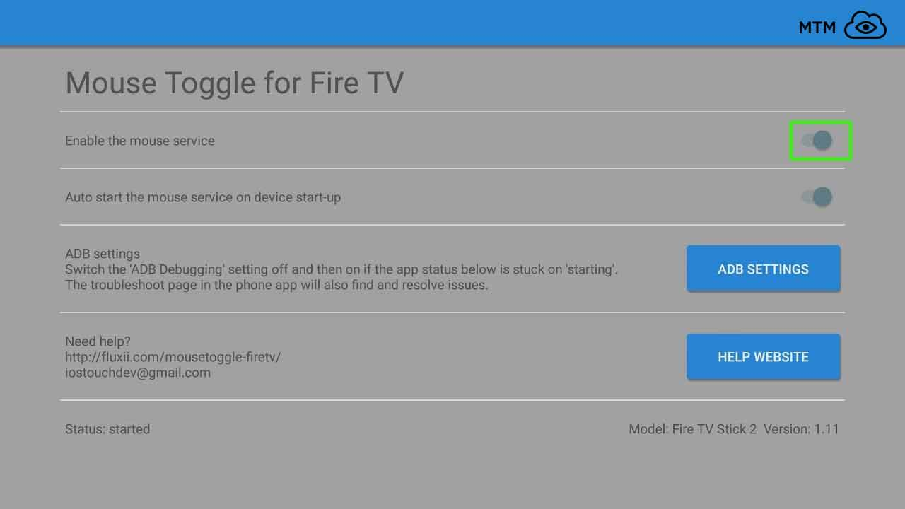 How to Install Mouse Toggle APK on Amazon Fire TV & Firestick