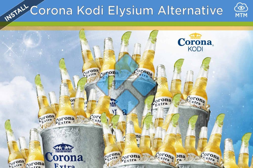 How to Install Corona Kodi Addon (Elysium Alternative) header image