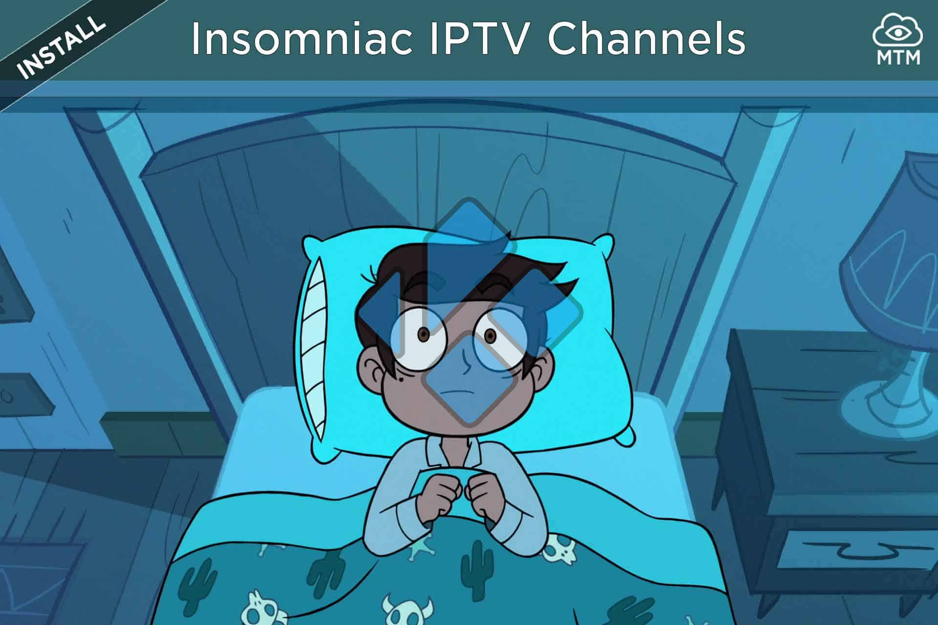 How to Install Insomniac Kodi IPTV Movies & TV Channels