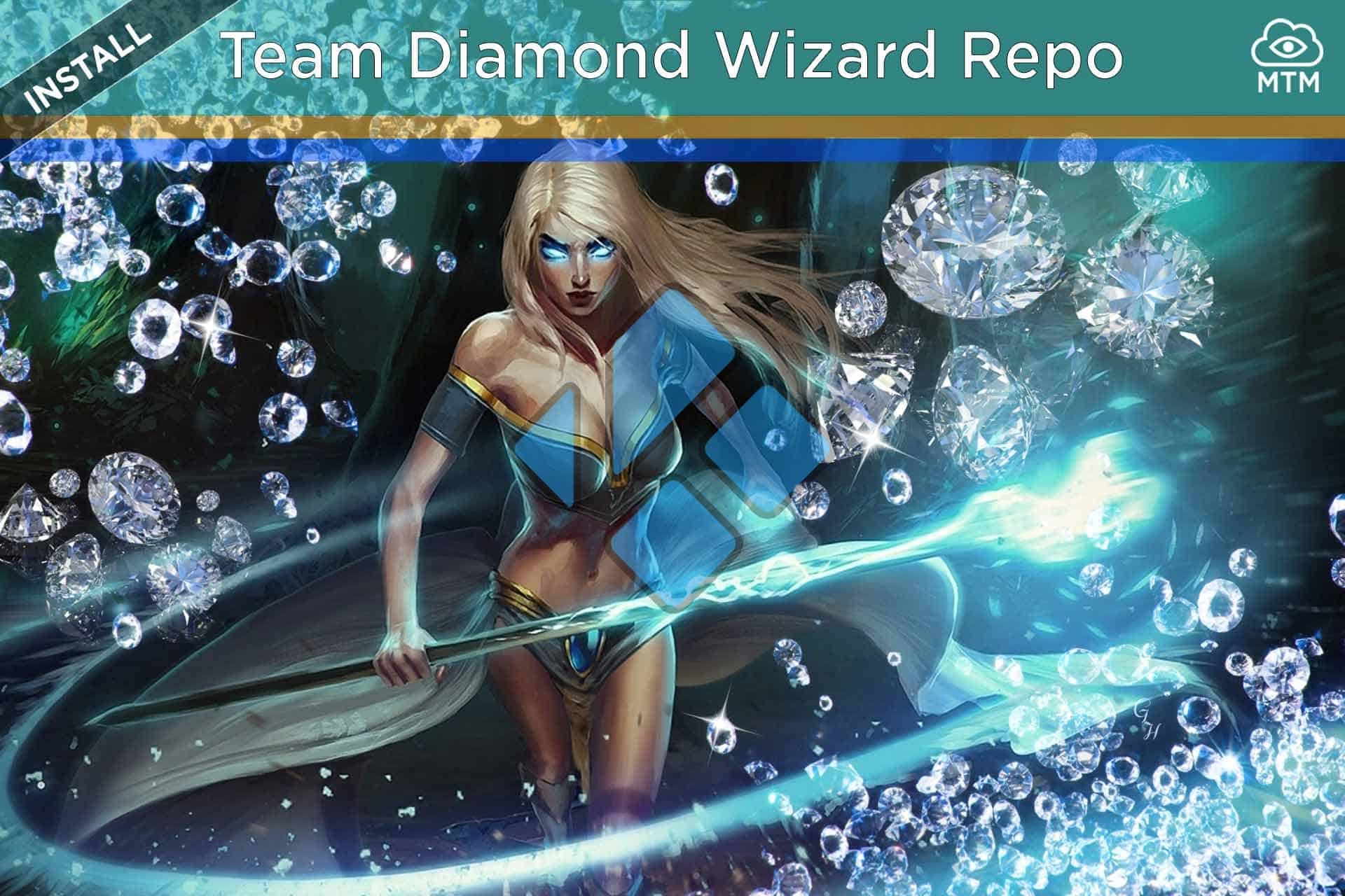 How to Install Team Diamond Wizard Repository