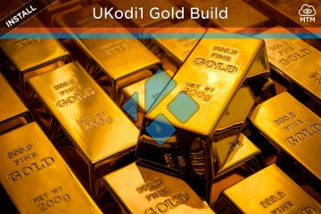 How to Install UKodi1 Gold Build header image