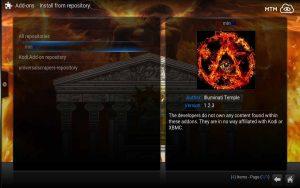 How to Install Illuminati Repository on Kodi 16.1 Jarvis
