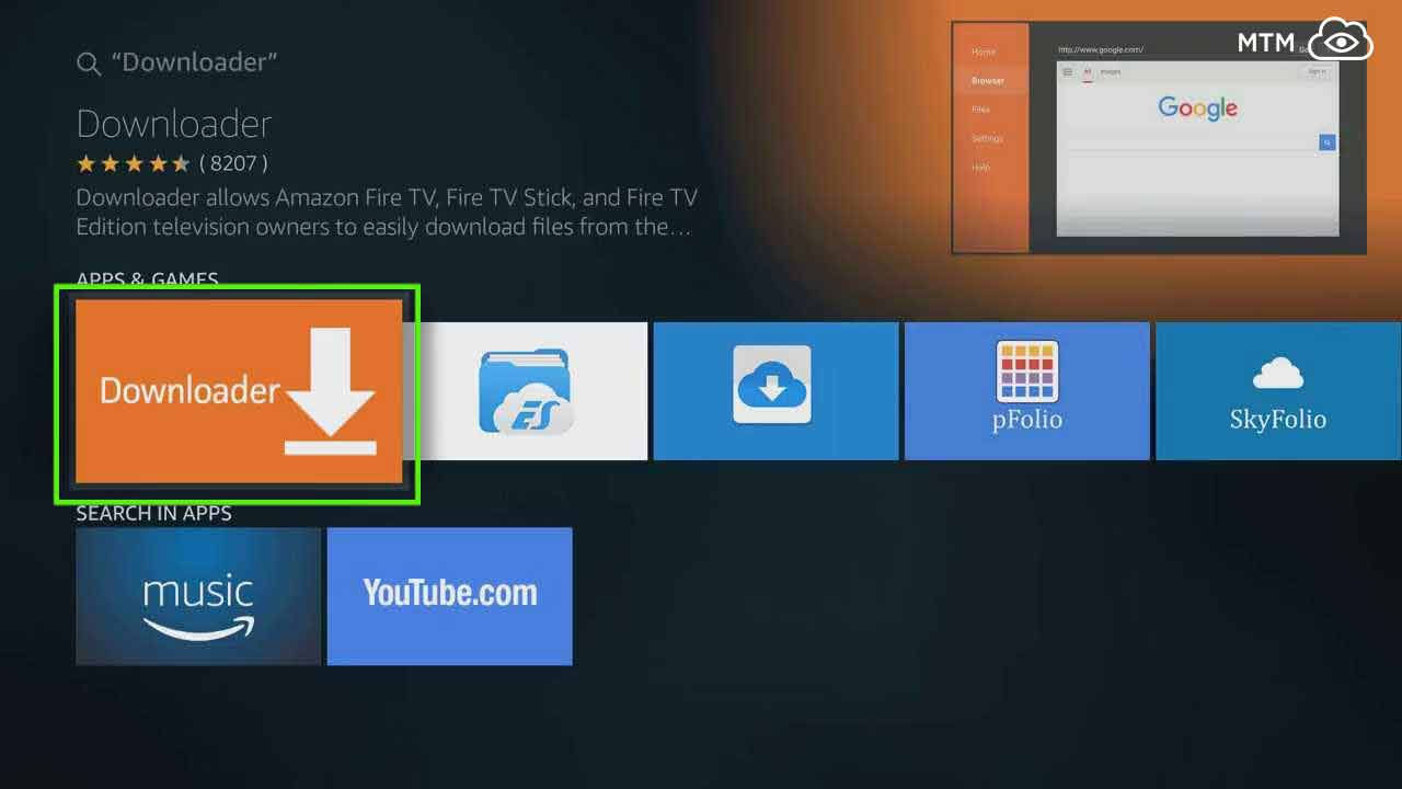 how to install apk file in amazon fire stick