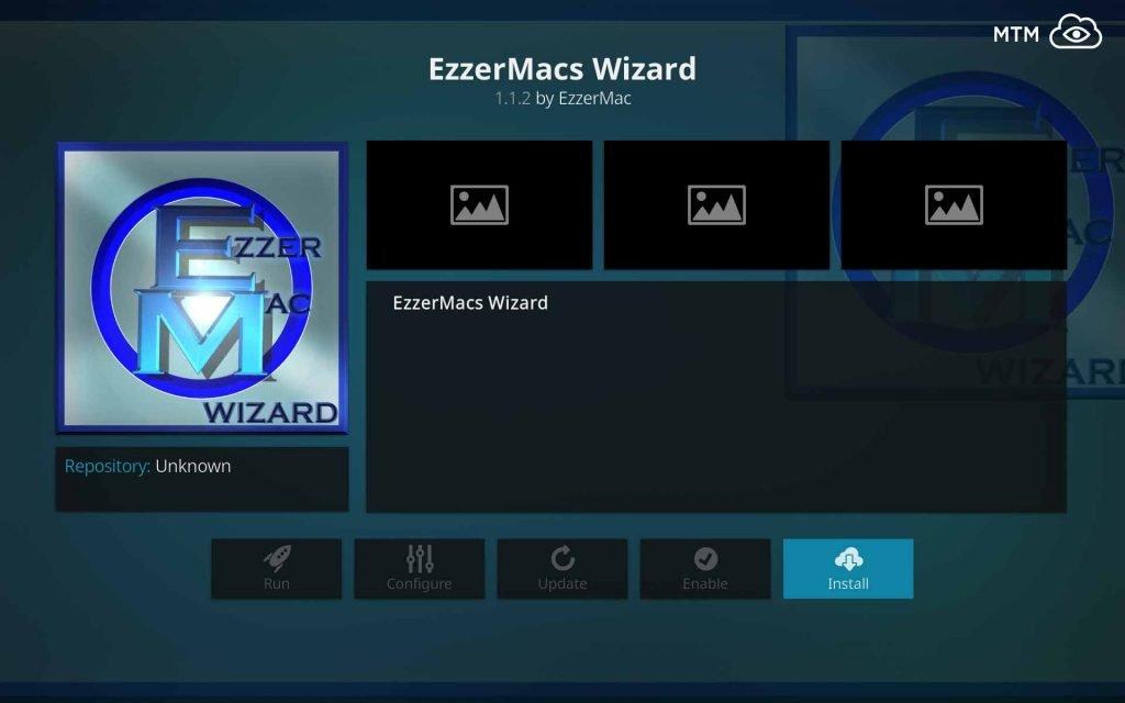 Install EzzarMacs Wizard by EzzerMac