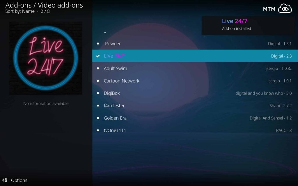 How to Install Live 24/7 Free IPTV Channels Kodi Playlist Addon