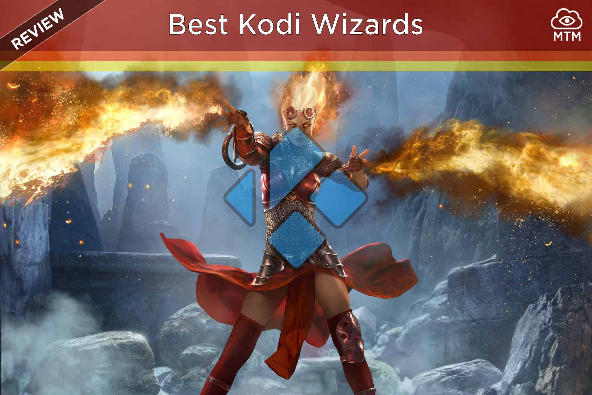 Best Kodi Wizards for Top Builds & Maintenance September 2018