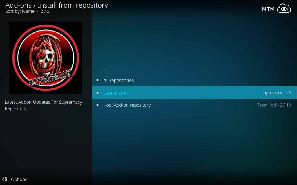 install elektra vault from supremacy repo