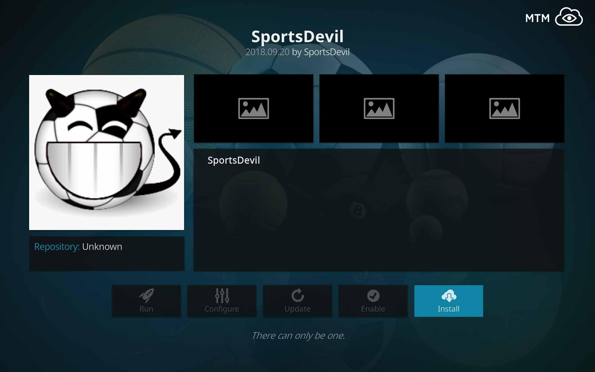 Install SportsDevil on Kodi [New Repo Updates Work August 2019]