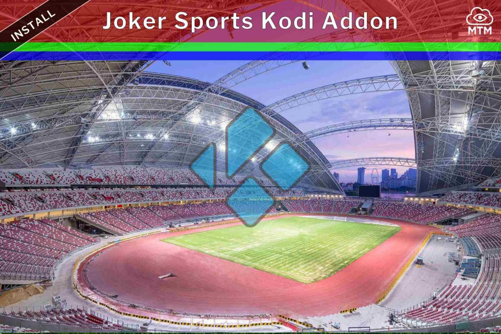 How to Install Joker Sports Free Streaming IPTV Kodi Addon header image