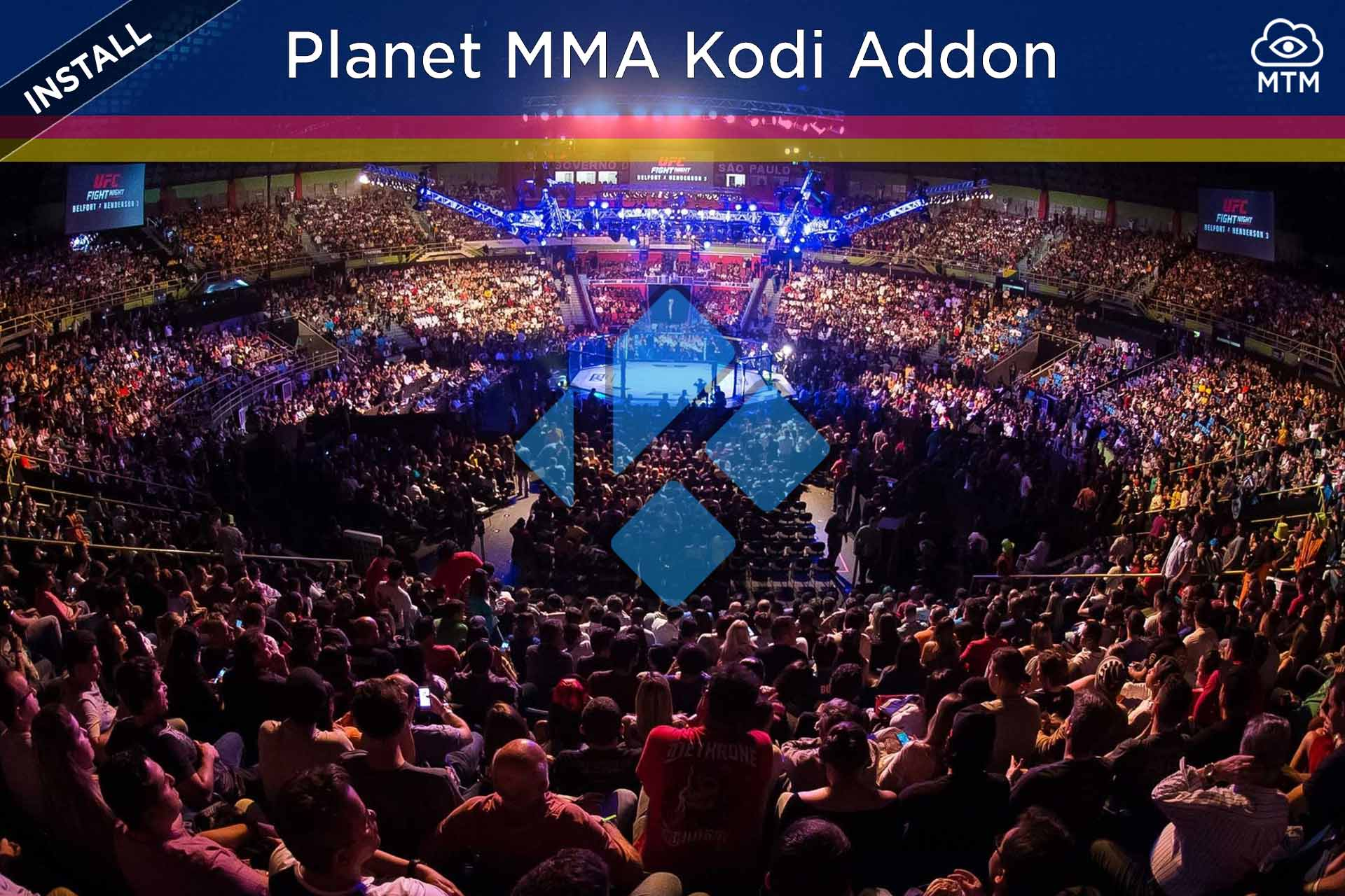How to Install Planet MMA on Kodi for Live & Replay UFC Fights [2019]