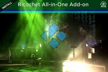 How to Install Ricochet Free Streaming Kodi Addon header image