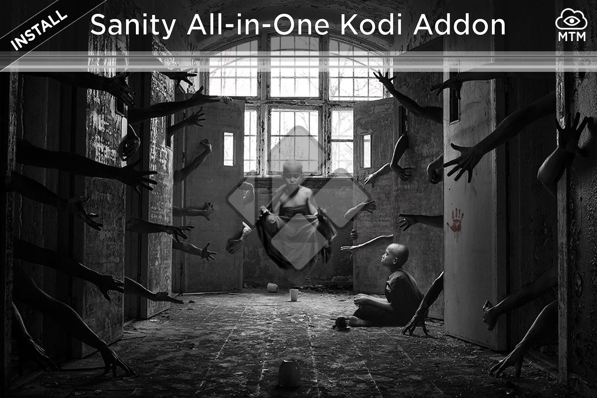 How to Install Sanity Kodi Video Addon of Sandman Repository