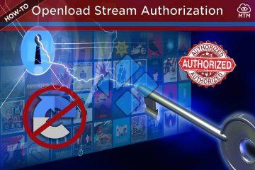 How to OL Pair Kodi Openload Stream Authorization & Fix OLPair Error header image