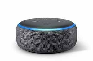 Amazon Echo Dot 3rd Generation Alexa Smart Speaker - great christmas gift for anybody