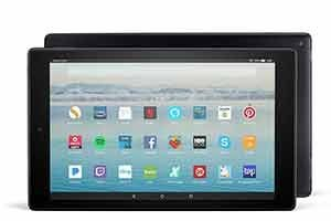 Fire HD 10 Tablet with Alexa Hands-Free - great christmas gifts 2018