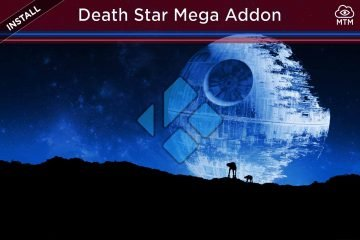 How to Install Death Star Kodi All-in-One Mega Addon header image