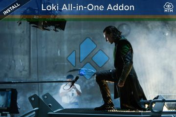 How to Install Loki Kodi All-in-One Addon header image