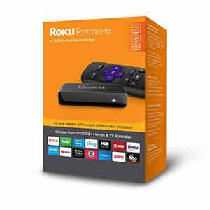 Roku Premiere 4K Streaming Stick - holiday gift guide 2018