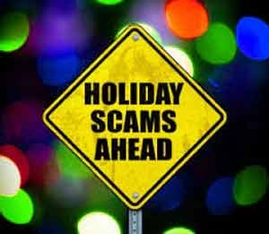 Avoid Holiday Credit Fraud Scams