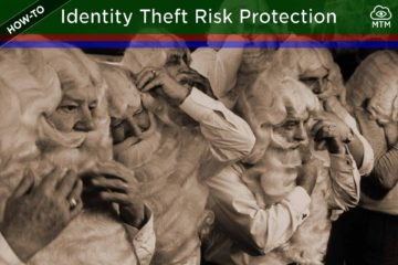 Holiday Shopping Season Identity Theft Protection Tips header image