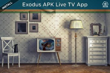 How to Install Exodus APK Download Live TV App header image