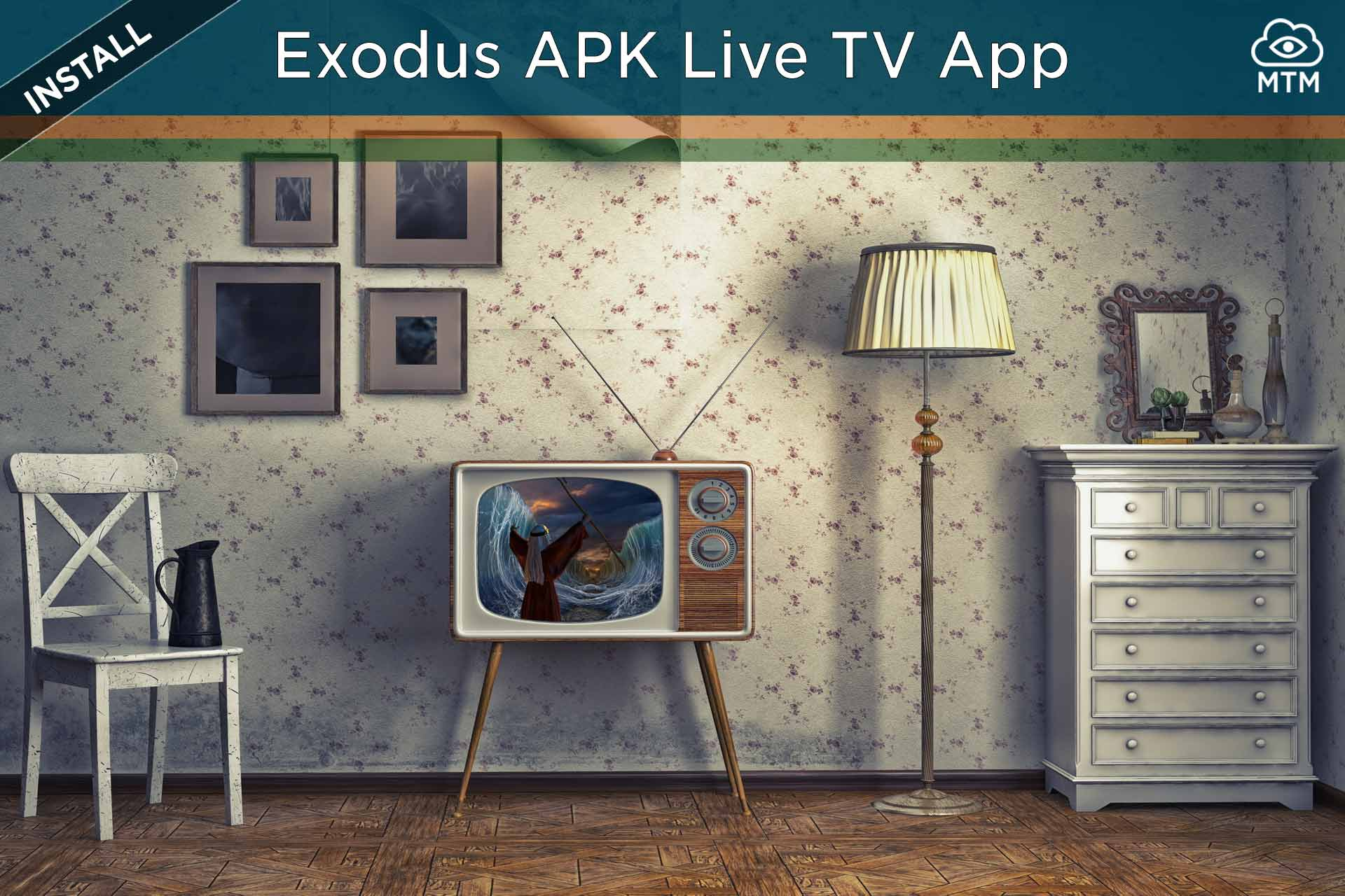 Exodus Live TV APK Download | Install for Free IPTV Streams Online