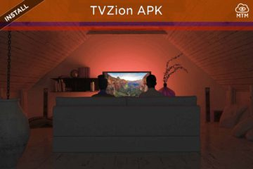 How to Install TVZion APK Download Firestick App header image