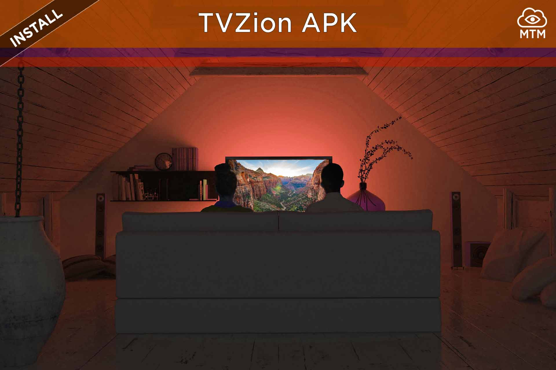 How to Install TVZion APK on Firestick | Free Movie & TV Streams