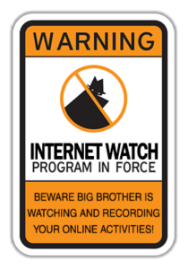 Beware Internet Watch Big Brother ISP Spying