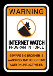 Beware Internet Watch Big Brother ISP Spying