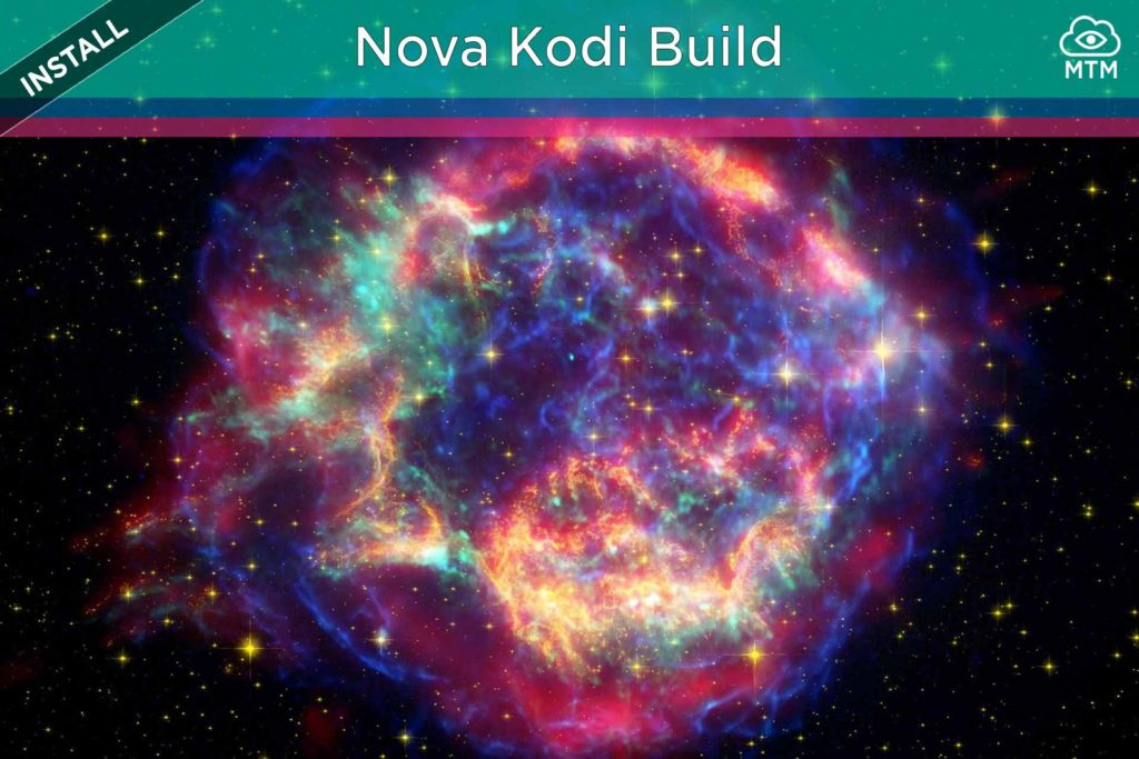 How to Install Nova Simple Build Wizard Best Kodi 18 Builds header image