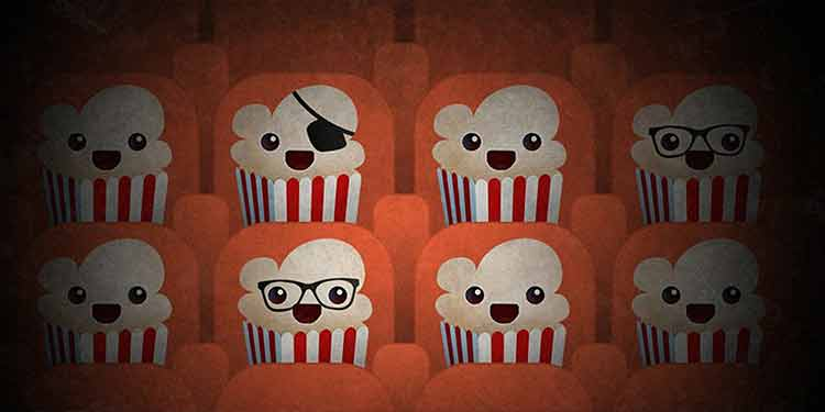 Popcorn Time Piracy Service and User Being Sued by Hollywood