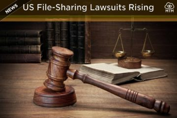 US Lawsuits and Court Cases Against File Sharing BitTorrent Users Record Numbers