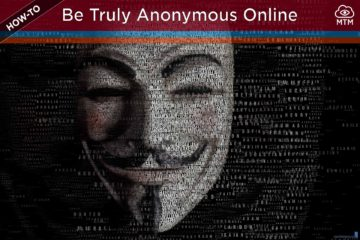 Ultimate Guide to Being Anonymous Online header image