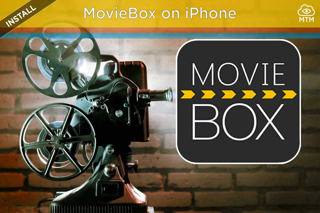 Download MovieBox on iPhone | Install Movie Box iOS [ShowBox App]