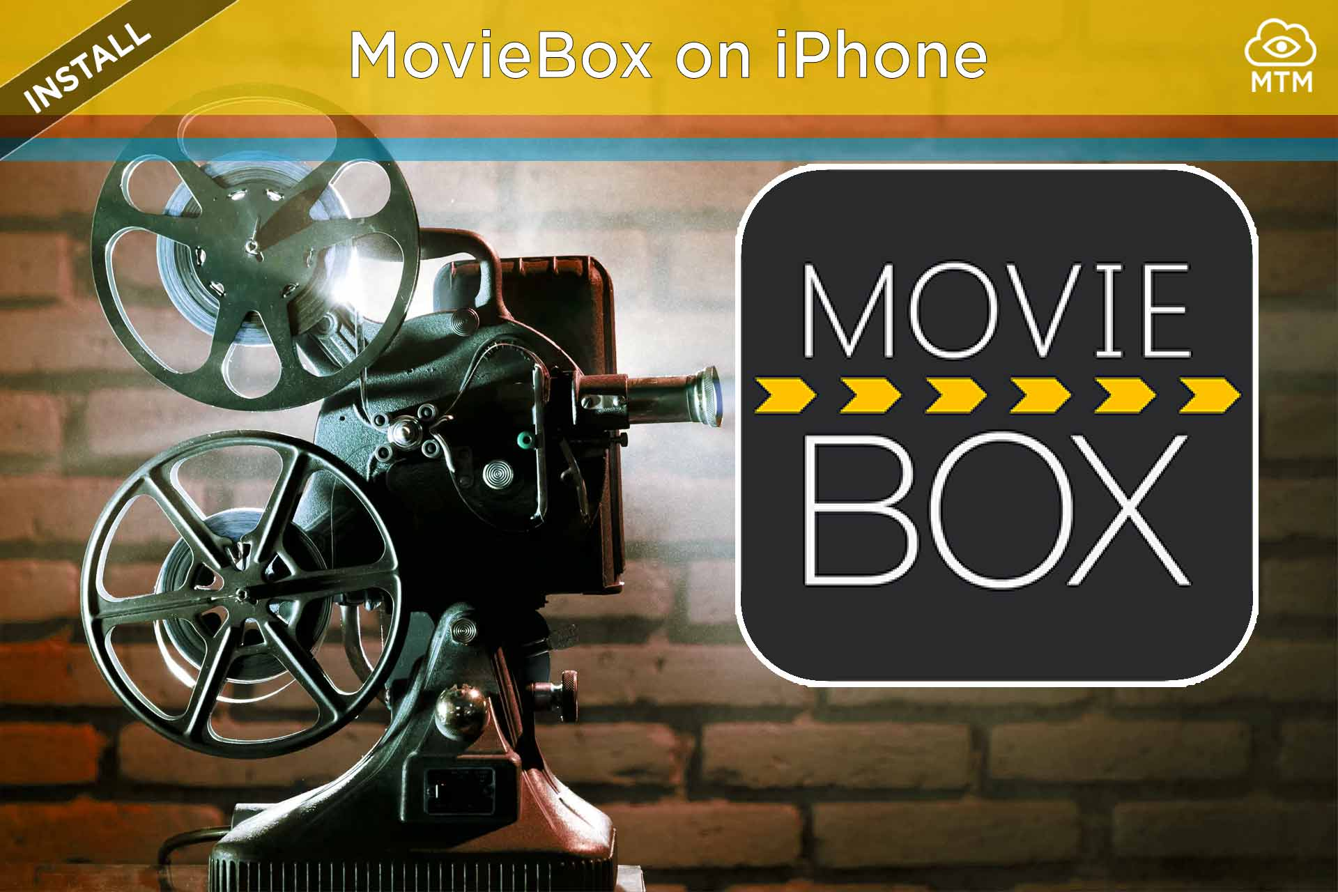 Download MovieBox on iPhone | Install Movie Box iOS [ShowBox